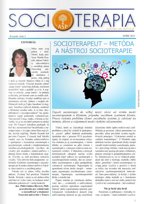 Socioterapia 2012/2