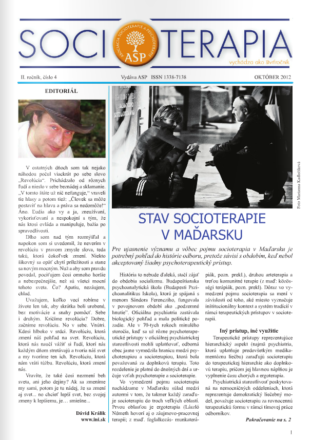 Socioterapia 2012/4